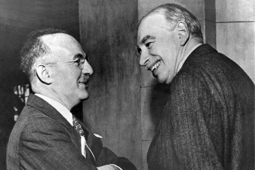 Keynes Image International Monetary Fund