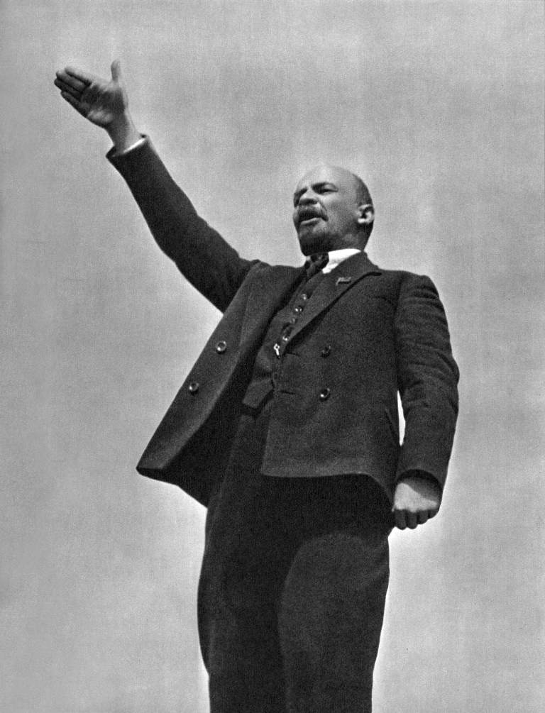 Lenin Image public domain