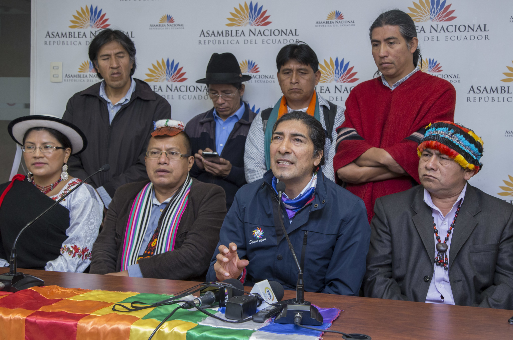 Yaku Image Ecuadorian National Assembly