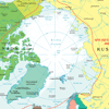 Map of the Arctic-th