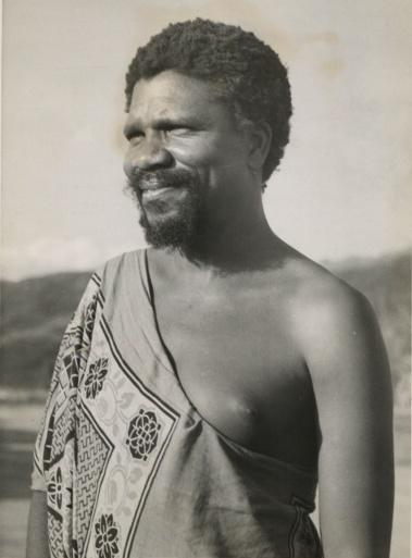 King Sobhuza II Image The National Archives UK Flickr