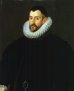 Sir Francis Walsingham by John De Critz the Elder - Public Domain