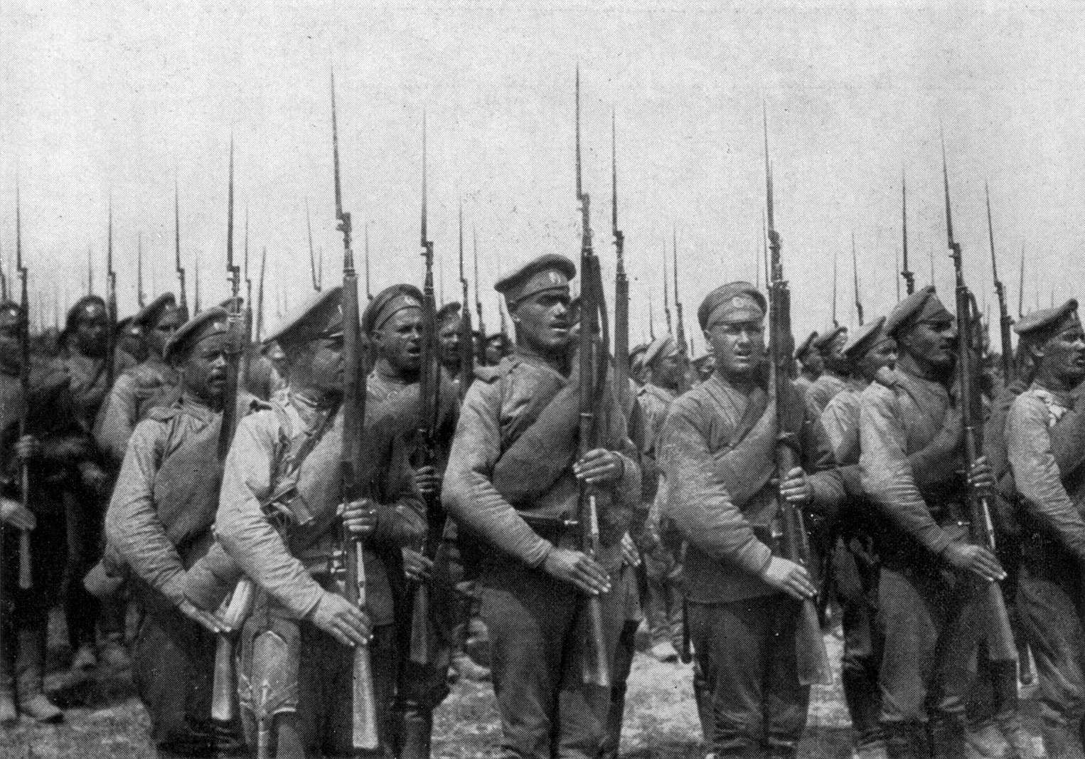 WWI – Part Six: Tsarist Russia and the War | WWI and the German ...