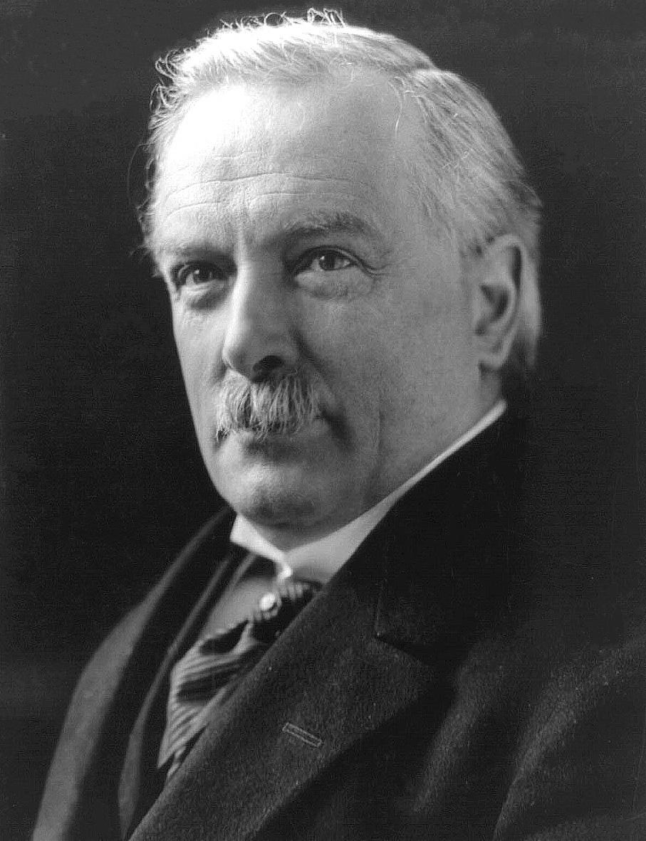 Lloyd George Image Harris n Ewing