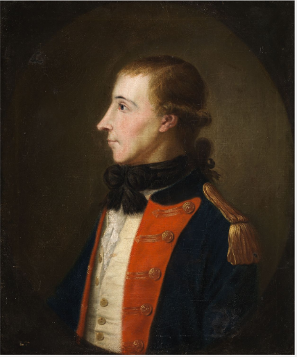 Portrait of Theobald Wolfe Tone Image National Gallery of Ireland