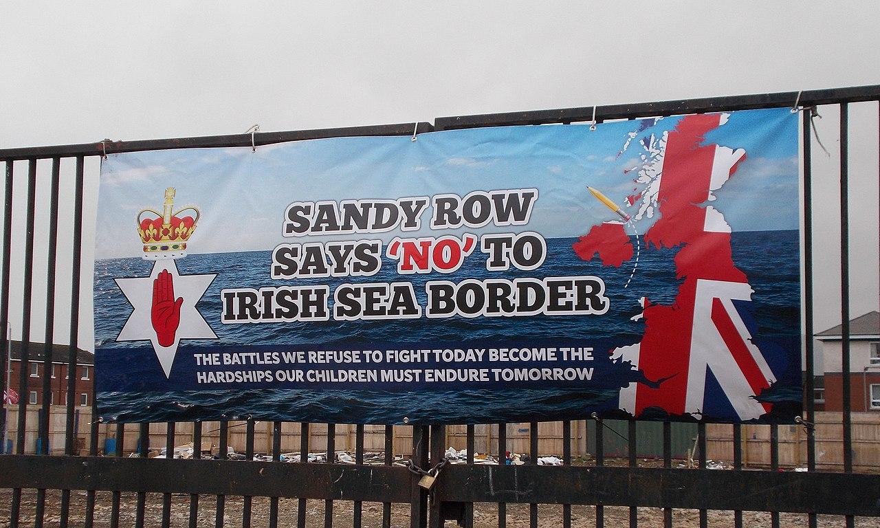 Sandy Row banner Image Whiteabbey