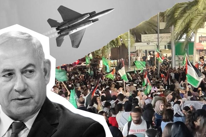 Palestine movement Image ownwork