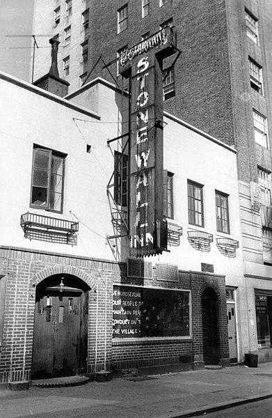 Stonewall Inn Image Diana Davies