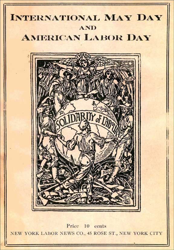 May Day Pamphlet