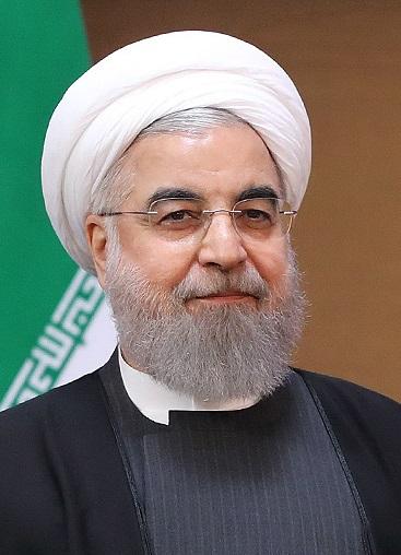 Hassan Rouani Image Khamenei dot ir