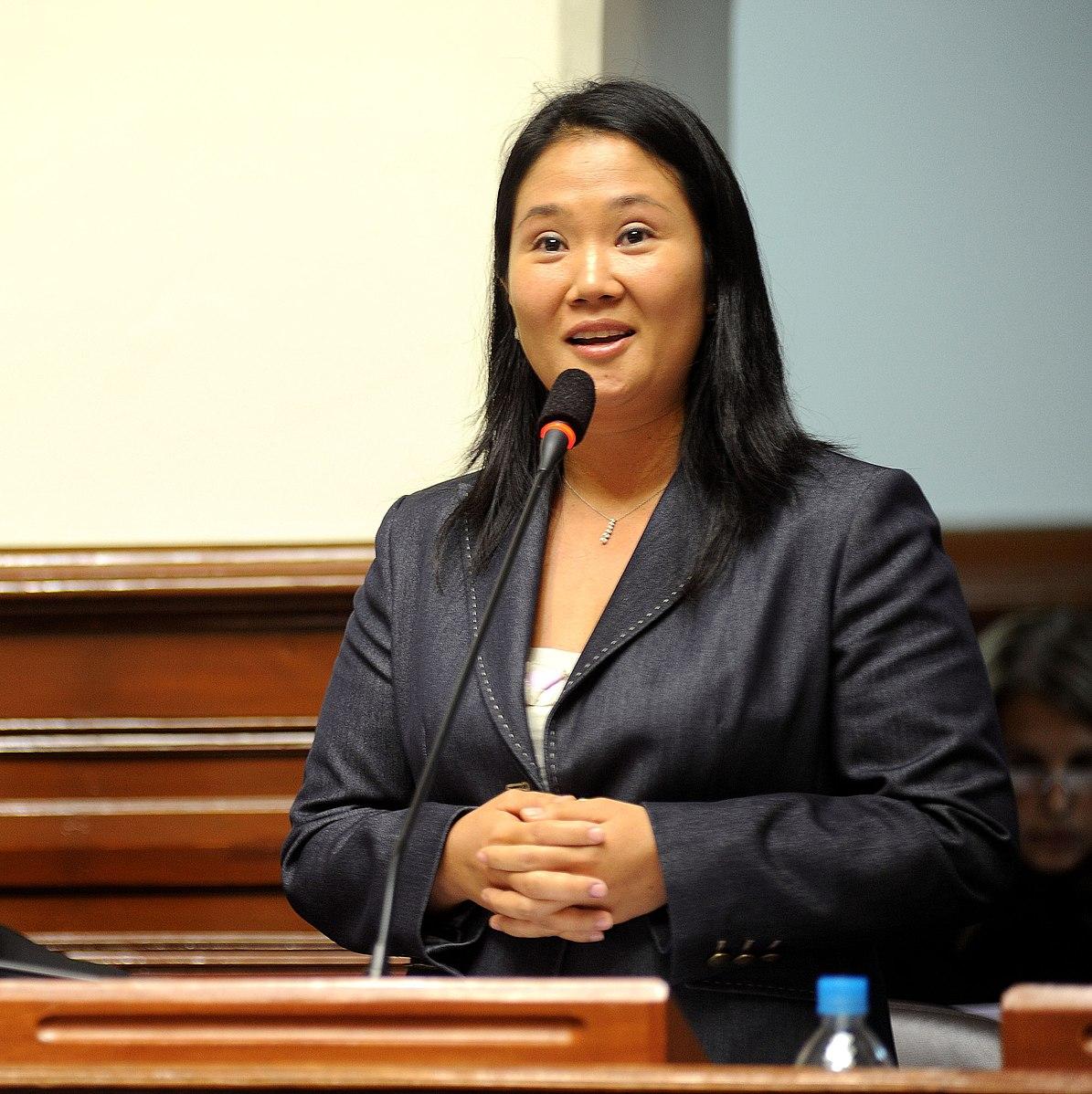 Keiko Fujimori Image Domaine public