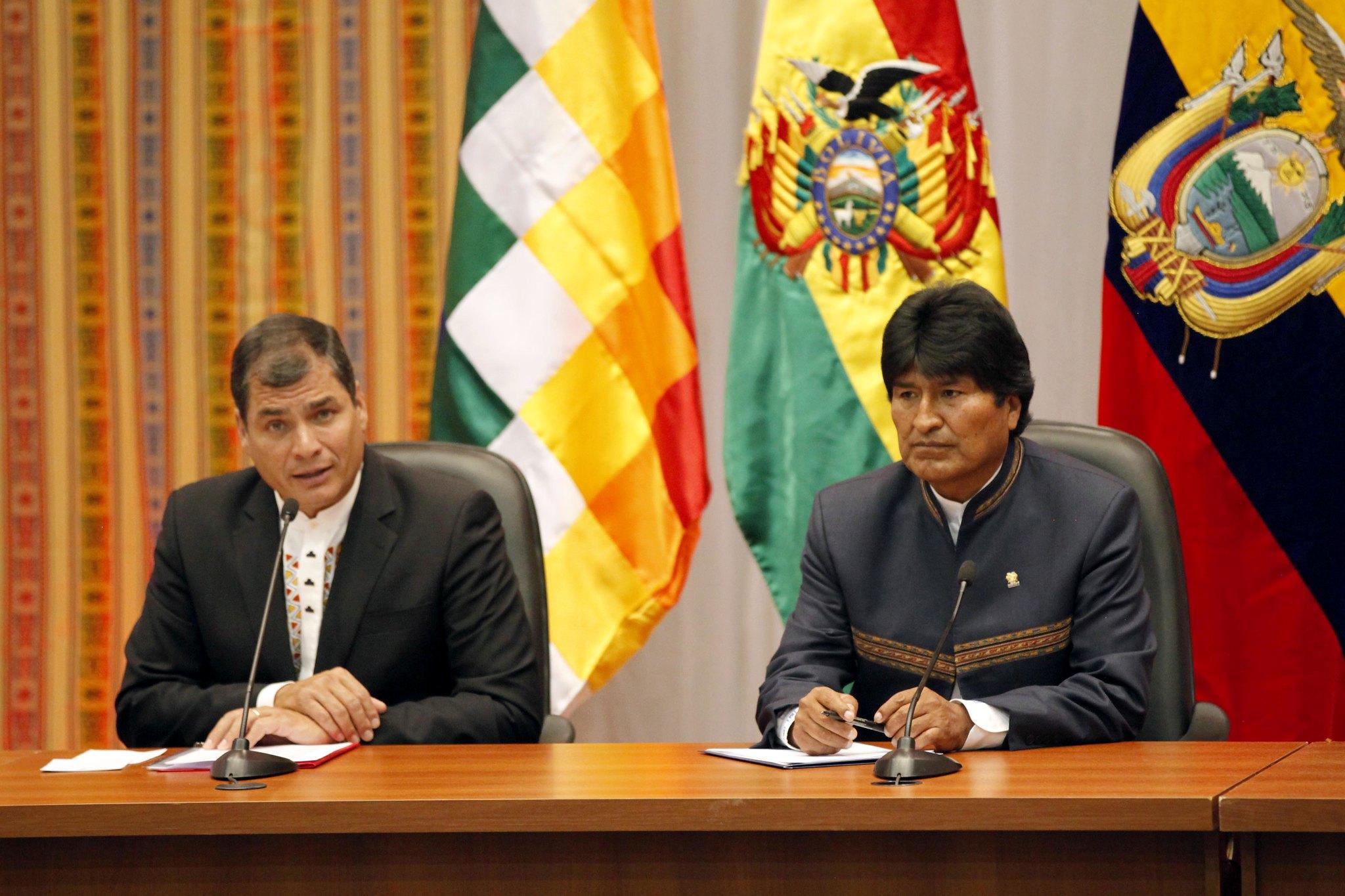 Morale Correa Image Canceleria del Ecuador