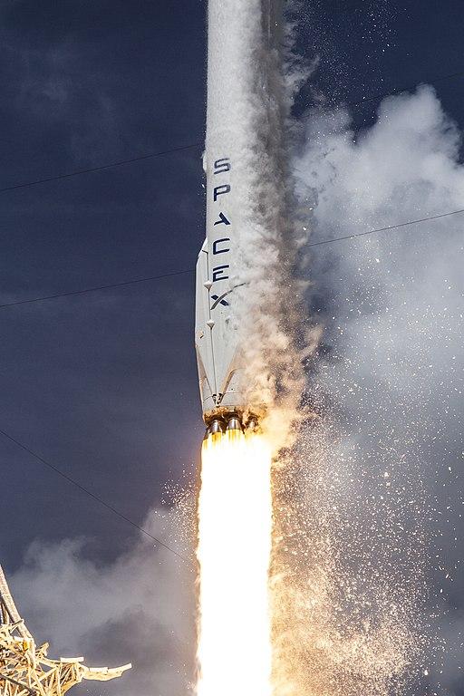 Bara SpaceX har tagit emot mångmiljardbelopp i direkta bidrag från staten. Till detta måste man lägga alla de skatter han undgått att betala och andra indirekta sätt som han och andra kapitalister kunnat sno åt sig offentliga medel. / Bild: SpaceX