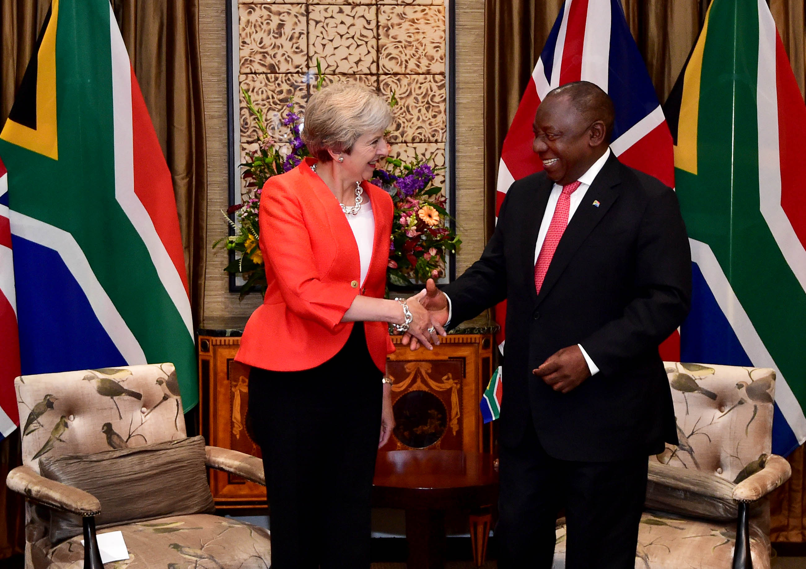 No single answer to South Africas land questions: Ramaphosa