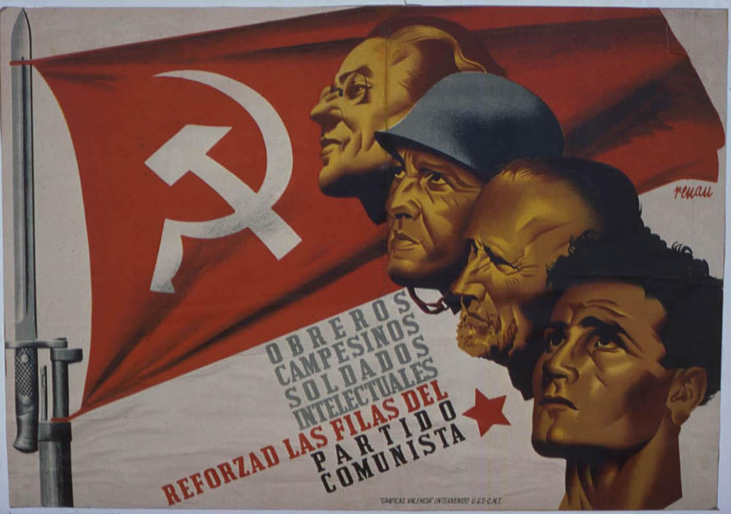 Ted Grant] The Spanish Revolution 1931-37