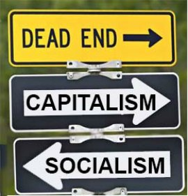 The dead end of capitalism
