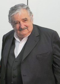 "José ""Pepe"" Mujica, Frente Amplio candidate. Photo by Roosewelt Pinheiro/ABr."