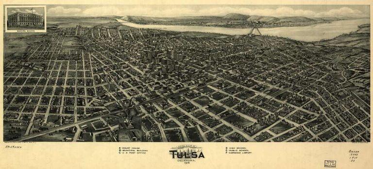 Tulsa Image Library of Congress Picryl