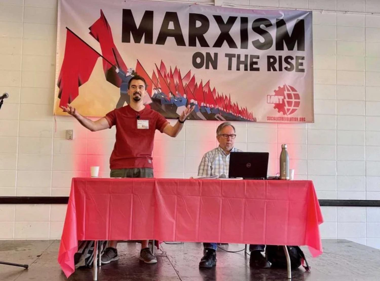Antonio Image Socialist Revolution