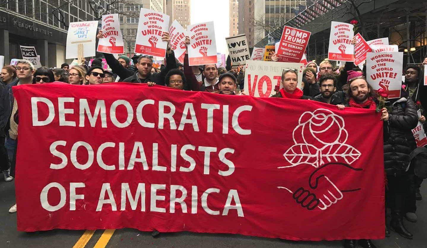 DSA Image Democratic Socialists of America