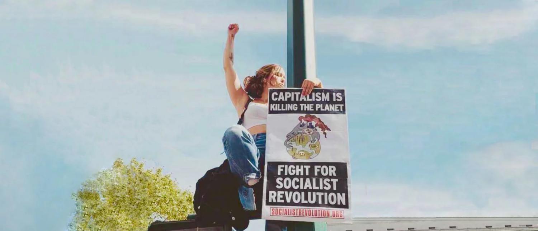 killing the planet Image Socialist Revolution