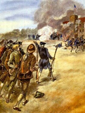 Shays' Rebellion and the American Revolution
