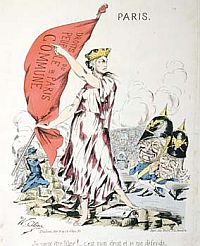 Women in the Paris Commune.
