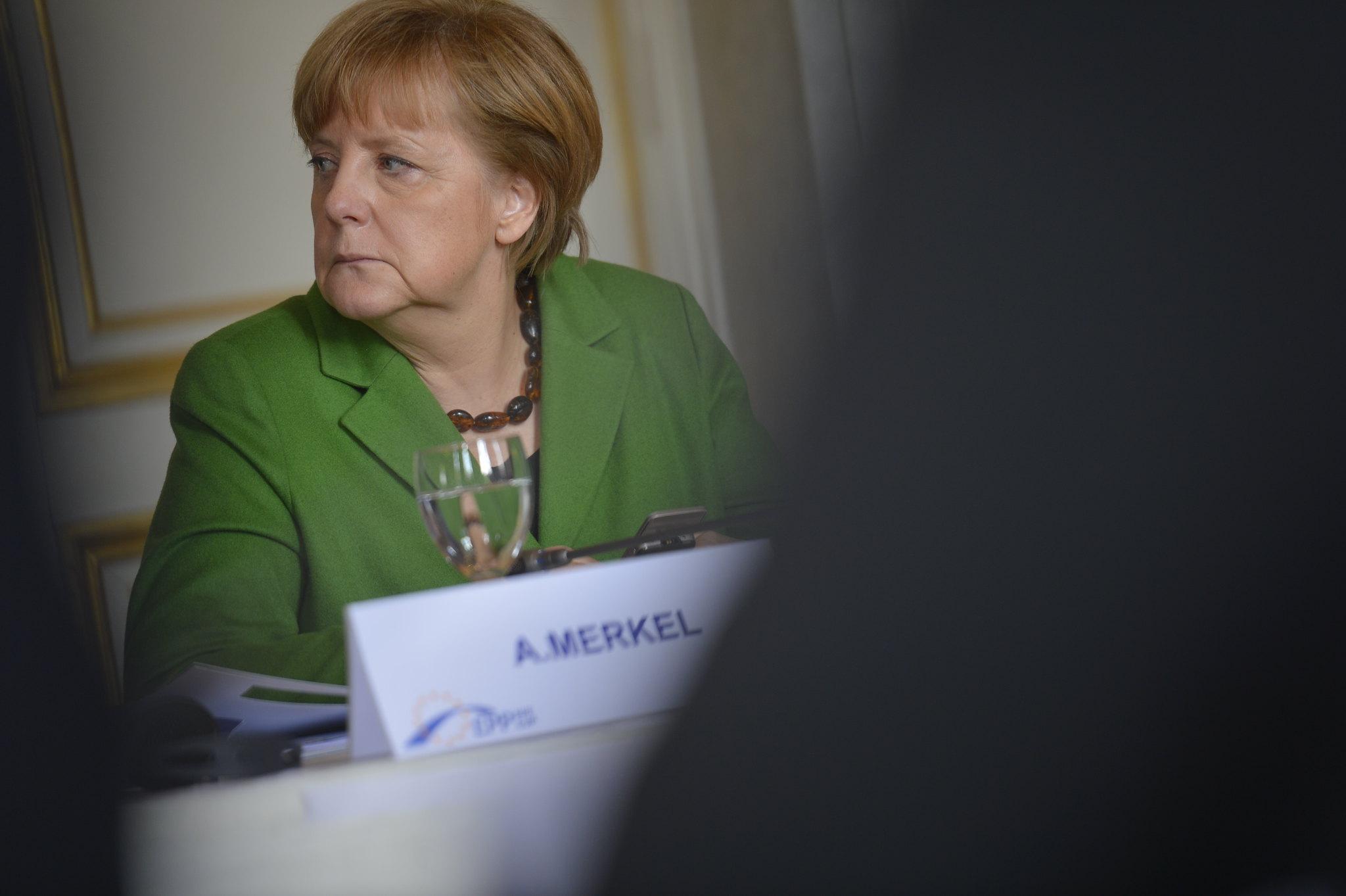 Angela Merkel Covid Image European Peoples Party Flickr