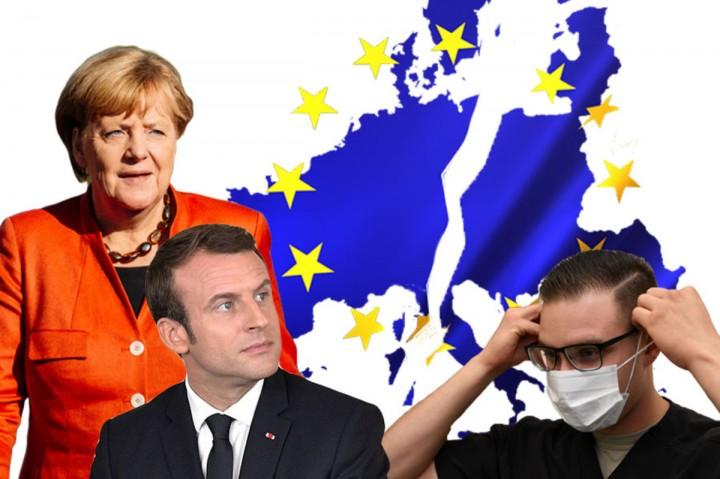 EU breaking down Image Socialist Appeal