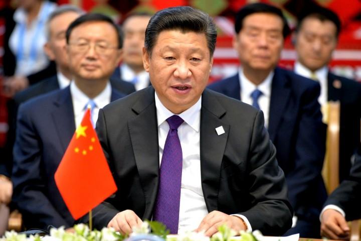 Xi Xinping Image Gage Skidmore